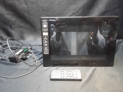 Sony Photo frame with remote and adapter