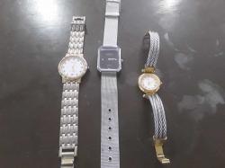 3x Lady Watchs